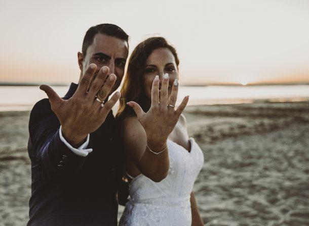 boda en Punta Umbría