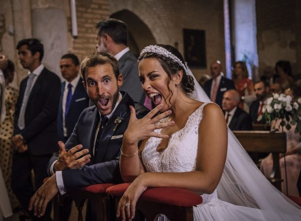 Reportaje de boda en el Monasterio de Santa Clara, Moguer